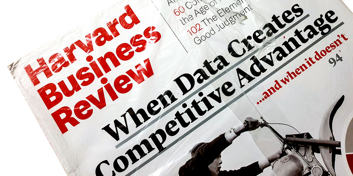 Harvard Business Review HBR Magazine.